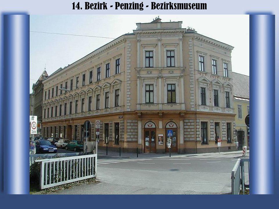14. Bezirk - Penzing - Bezirksmuseum