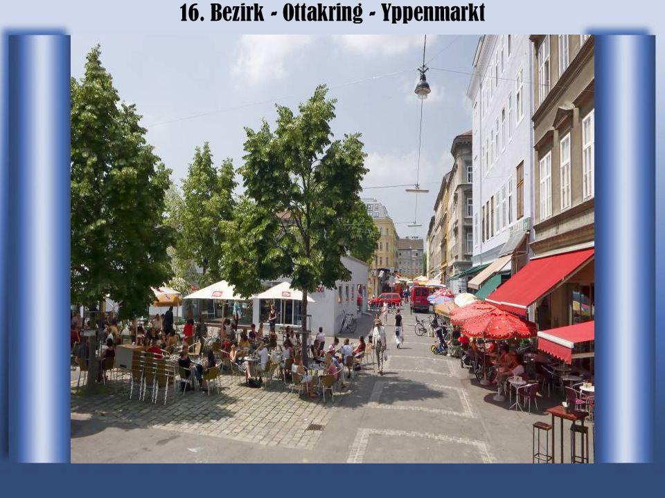 16. Bezirk - Ottakring - Yppenmarkt
