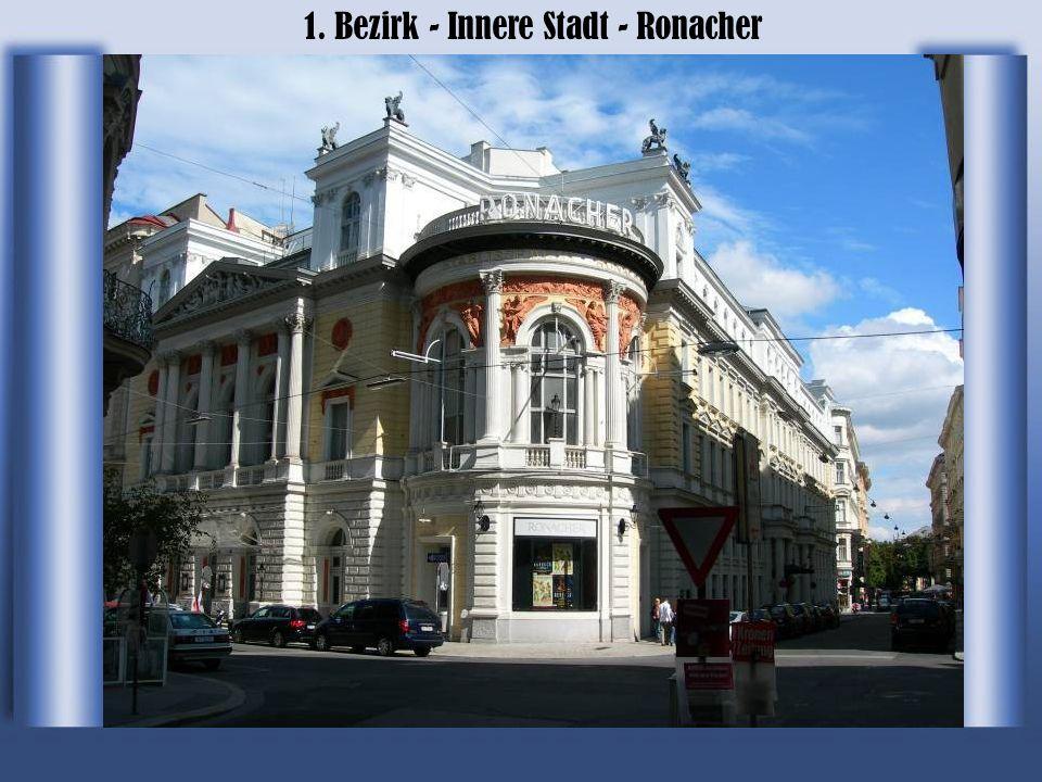 1. Bezirk - Innere Stadt - Ronacher