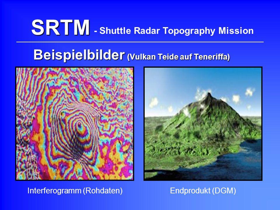 Beispielbilder (Vulkan Teide auf Teneriffa)