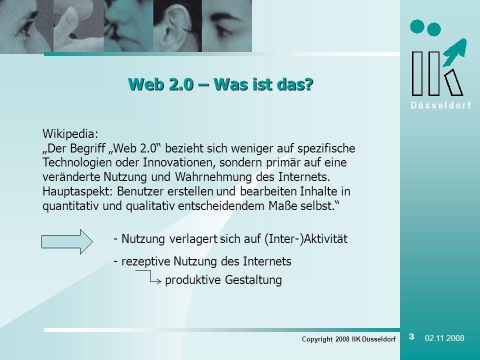 Web 2.0 – Was ist das Wikipedia: