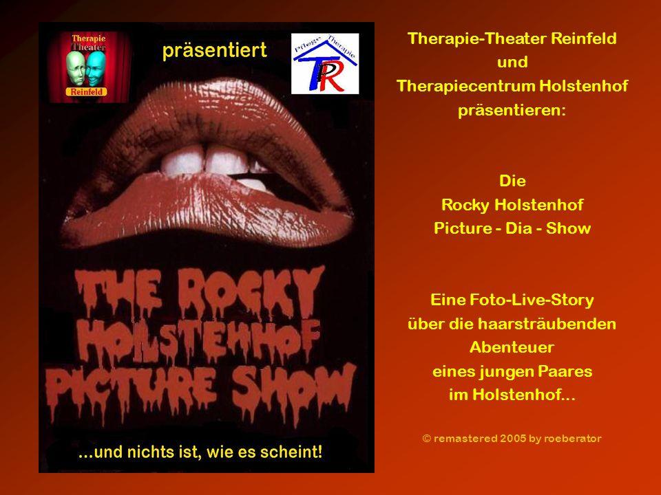 Therapie-Theater Reinfeld und Therapiecentrum Holstenhof präsentieren: