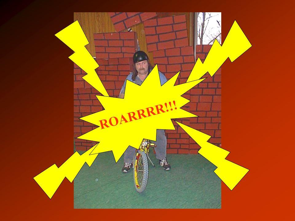 ROARRRR!!!