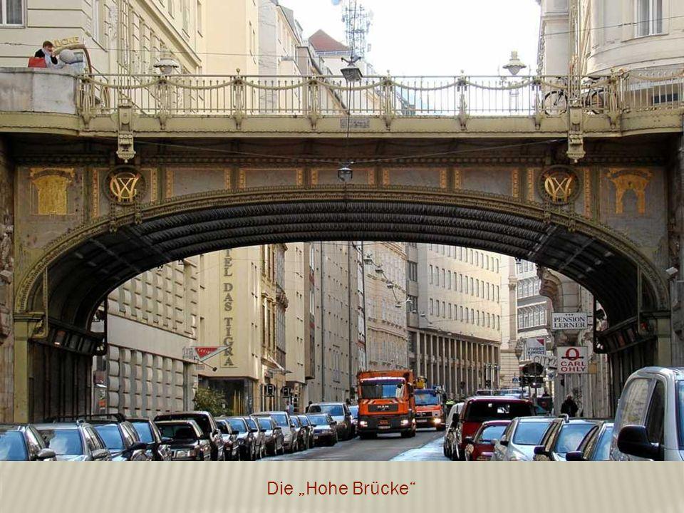 """Die """"Hohe Brücke"""