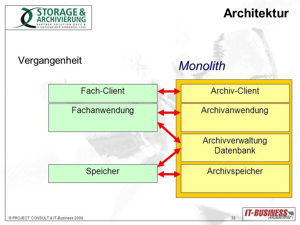 Archivverwaltung Datenbank