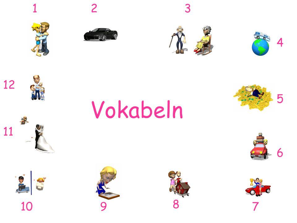 1 2 3 4 12 5 Vokabeln 11 6 8 10 9 7