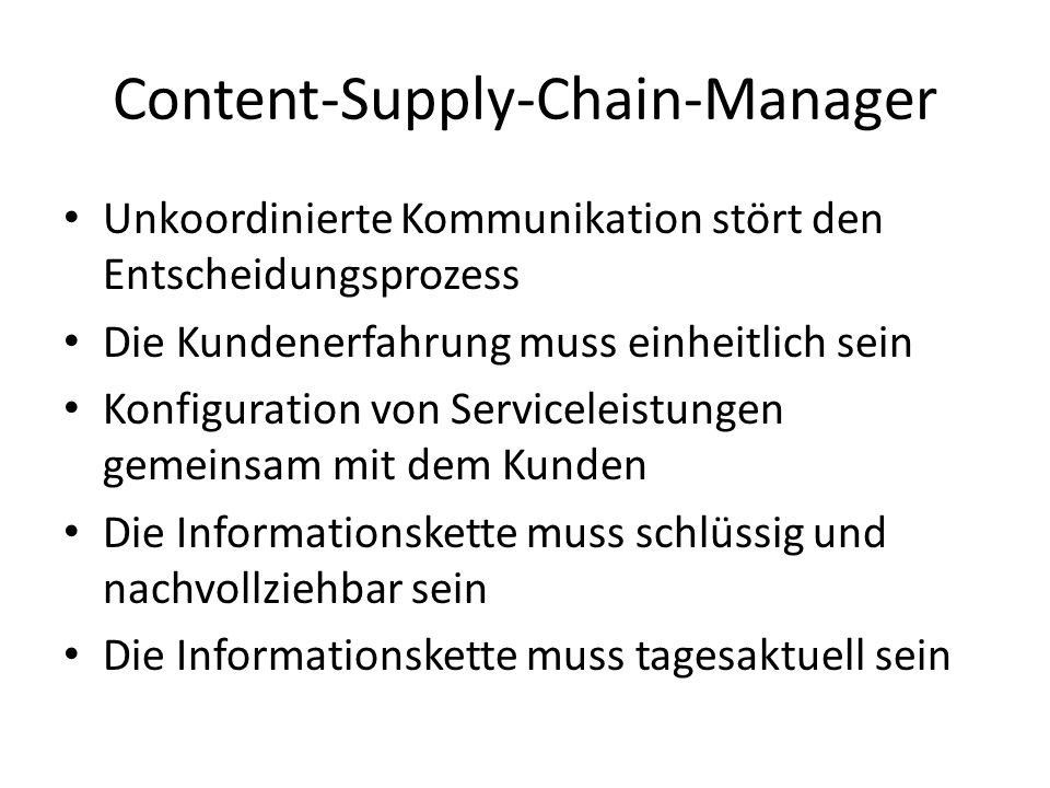 Content-Supply-Chain-Manager