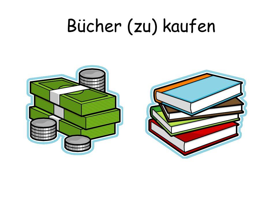 Bücher (zu) kaufen