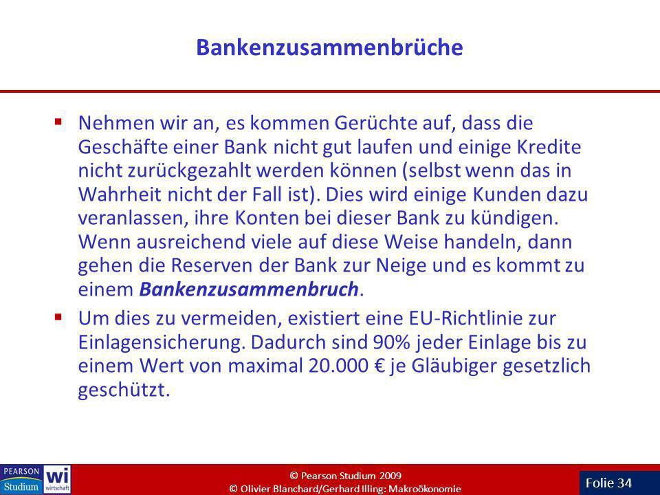 Bankenzusammenbrüche