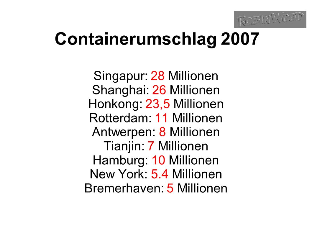 Bremerhaven: 5 Millionen