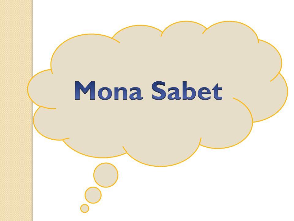 Mona Sabet