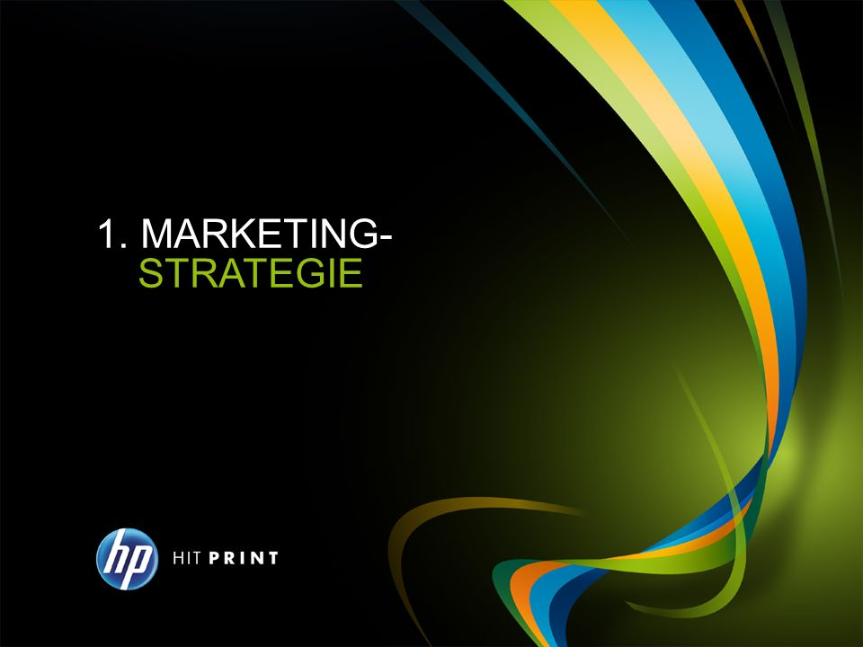 1. MARKETING- STRATEGIE 4