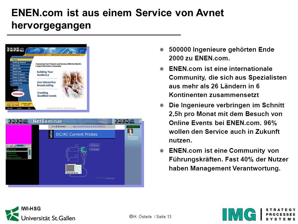 ENEN.com ist aus einem Service von Avnet hervorgegangen
