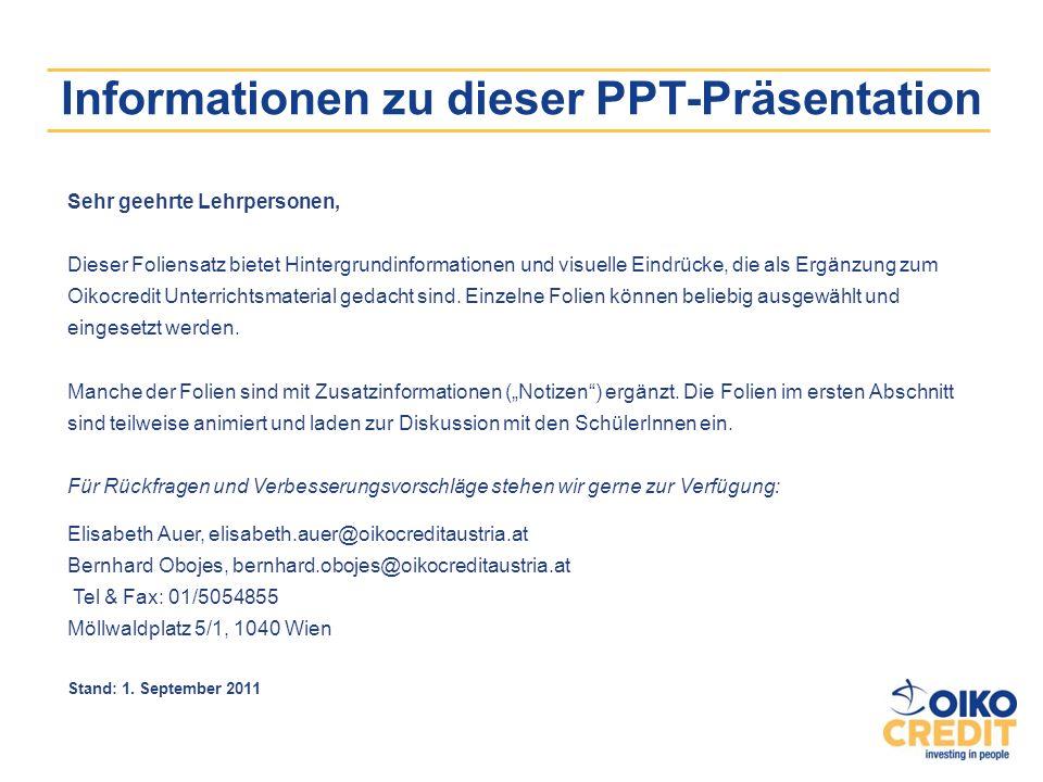 Informationen zu dieser PPT-Präsentation