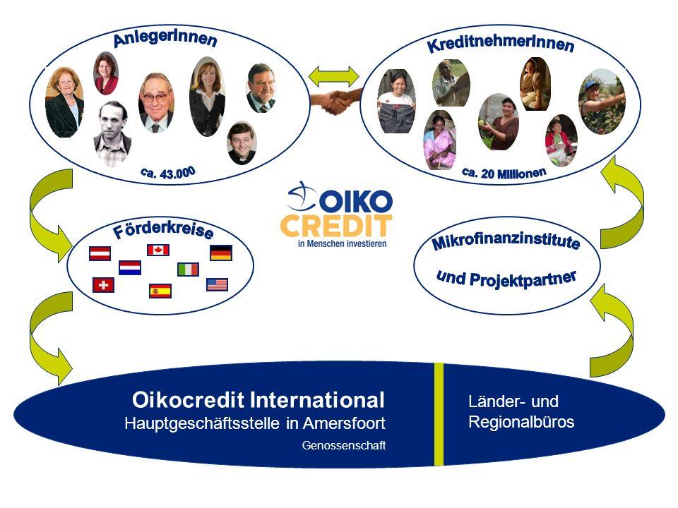 Mikrofinanzinstitute