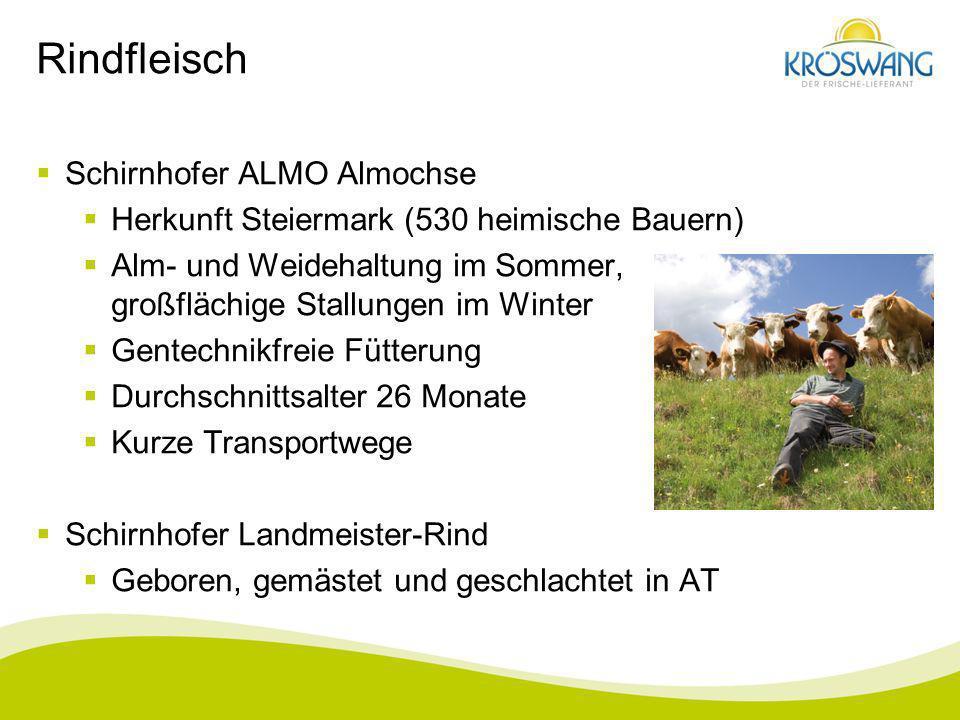 Rindfleisch Schirnhofer ALMO Almochse