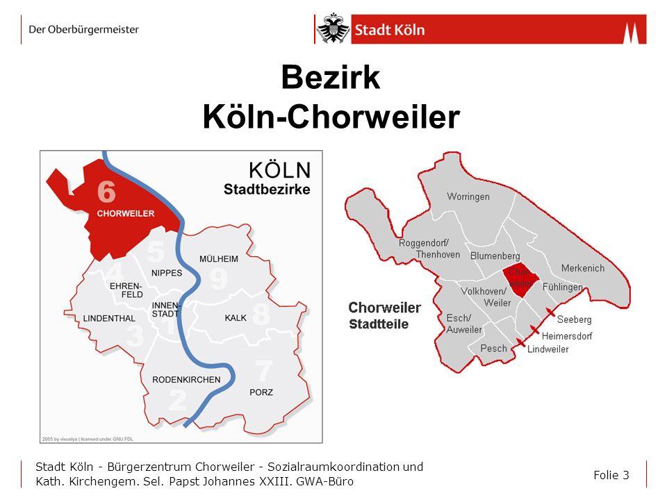 Bezirk Köln-Chorweiler