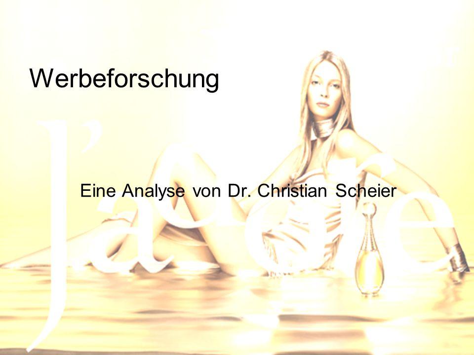 Eine Analyse von Dr. Christian Scheier