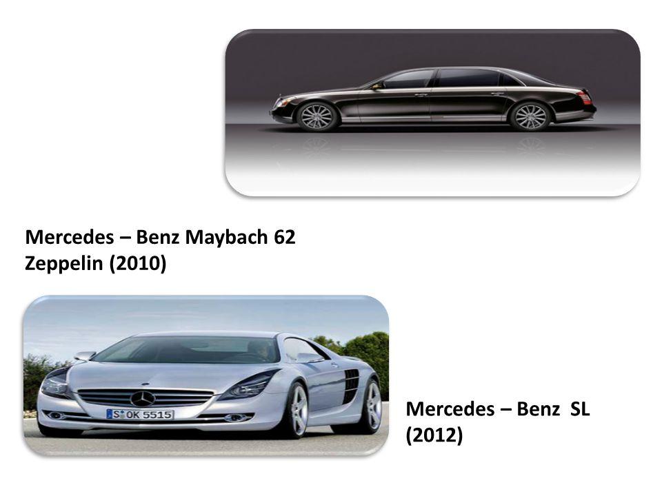 Mercedes – Benz Maybach 62 Zeppelin (2010)
