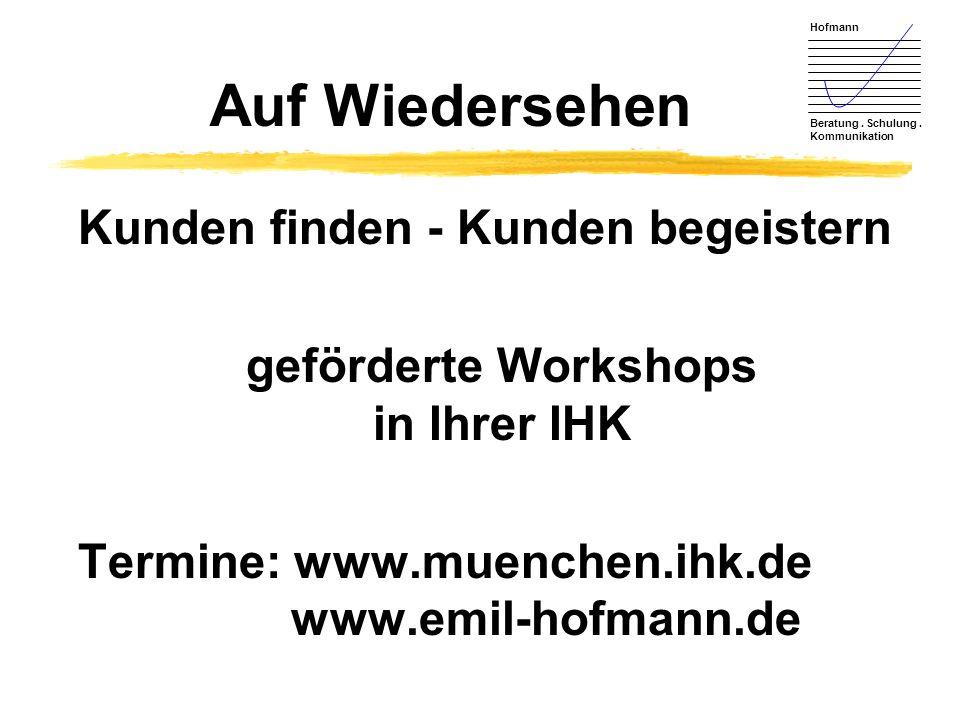 geförderte Workshops in Ihrer IHK