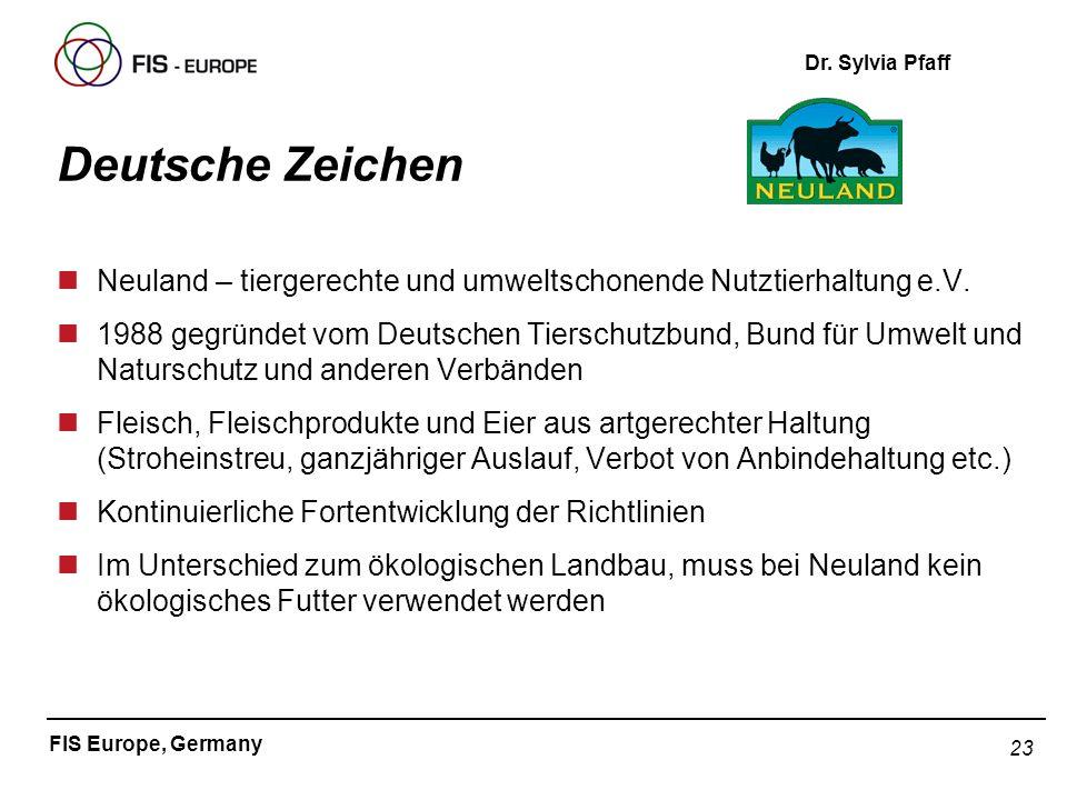 Deutsche Zeichen Neuland – tiergerechte und umweltschonende Nutztierhaltung e.V.