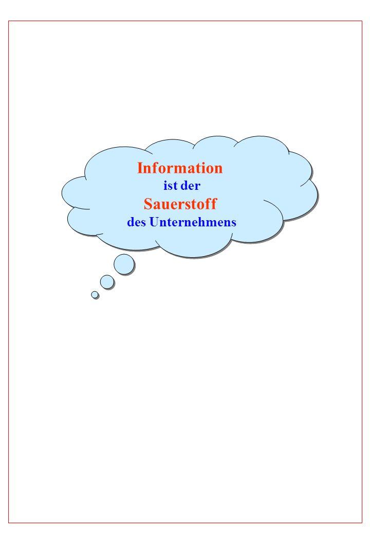 Information Sauerstoff