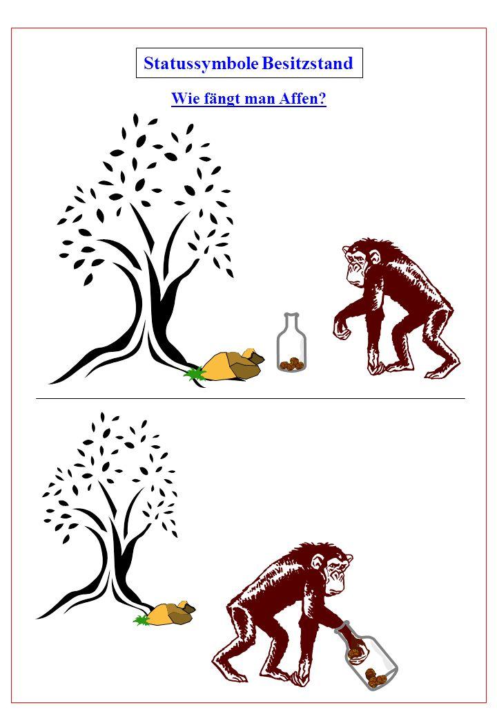 Statussymbole Besitzstand