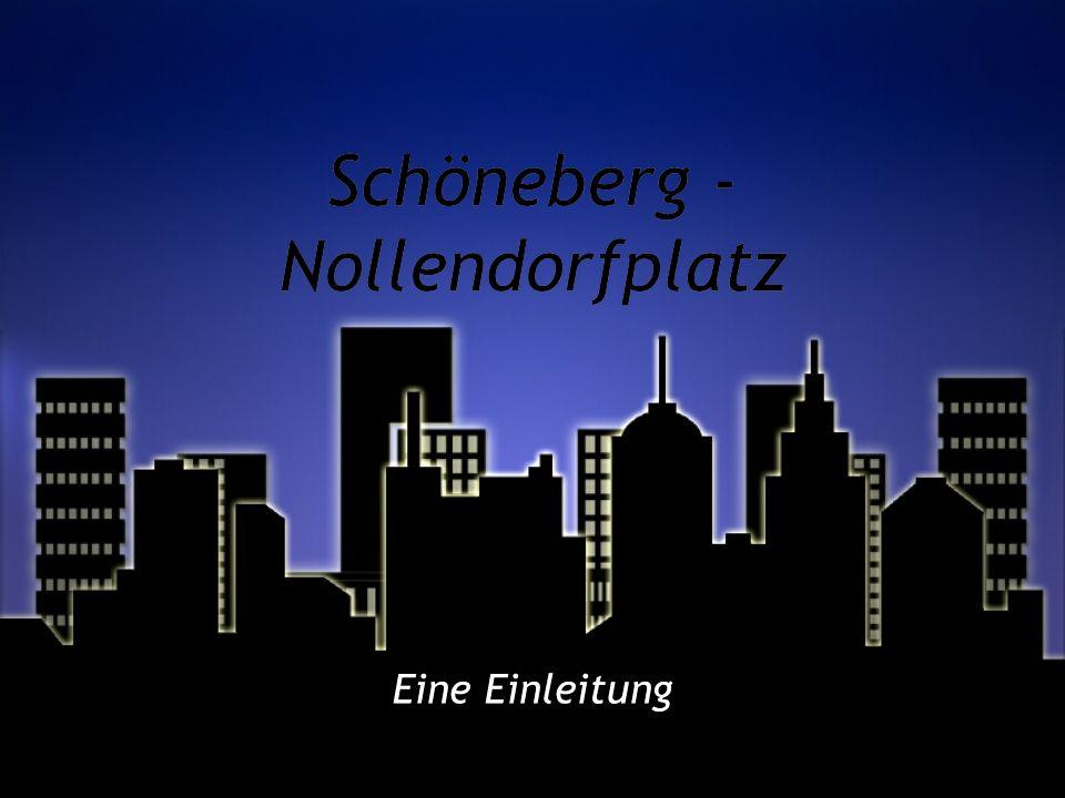 Schöneberg - Nollendorfplatz