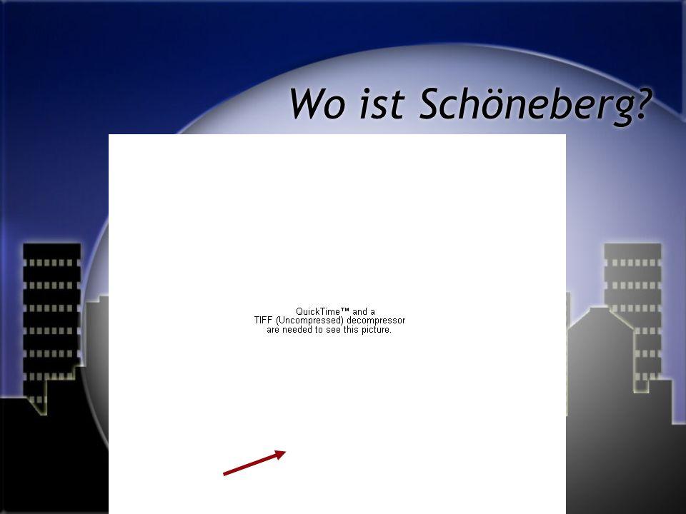 Wo ist Schöneberg