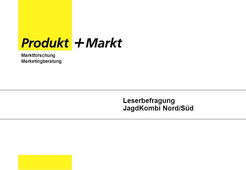 Leserbefragung JagdKombi Nord/Süd