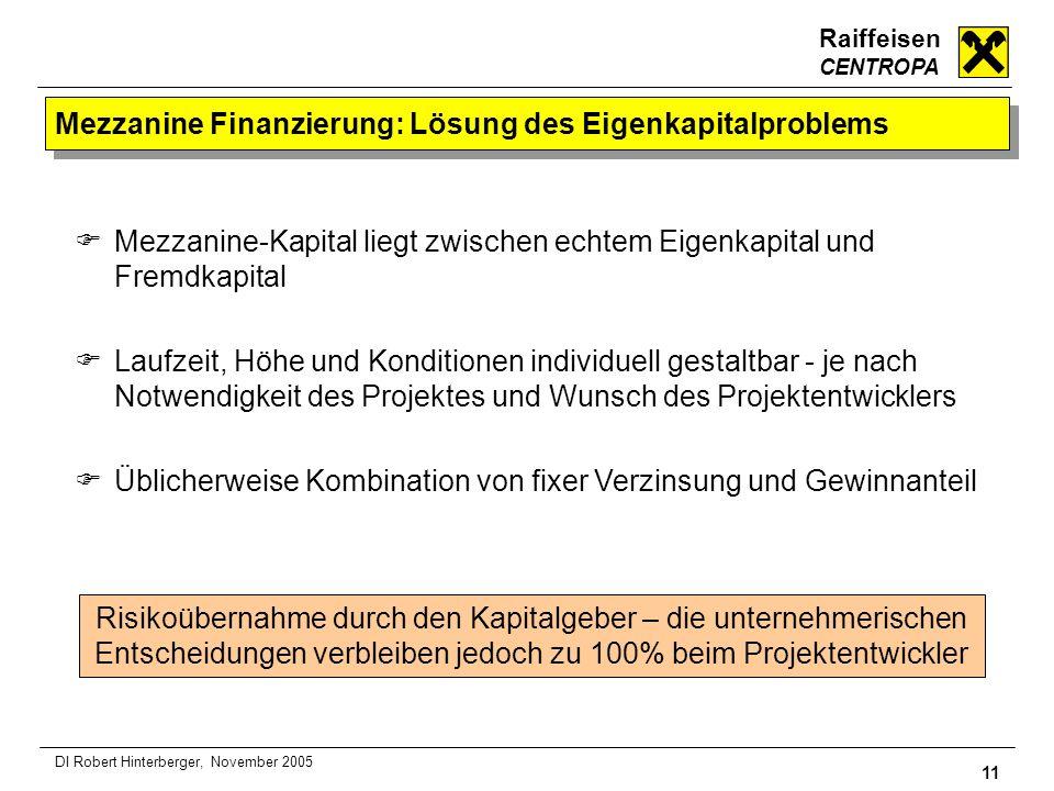 Mezzanine Finanzierung: Lösung des Eigenkapitalproblems