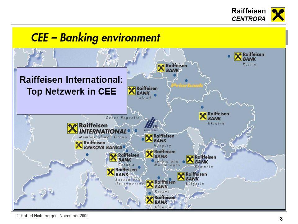 Raiffeisen Bankengruppe in CEE
