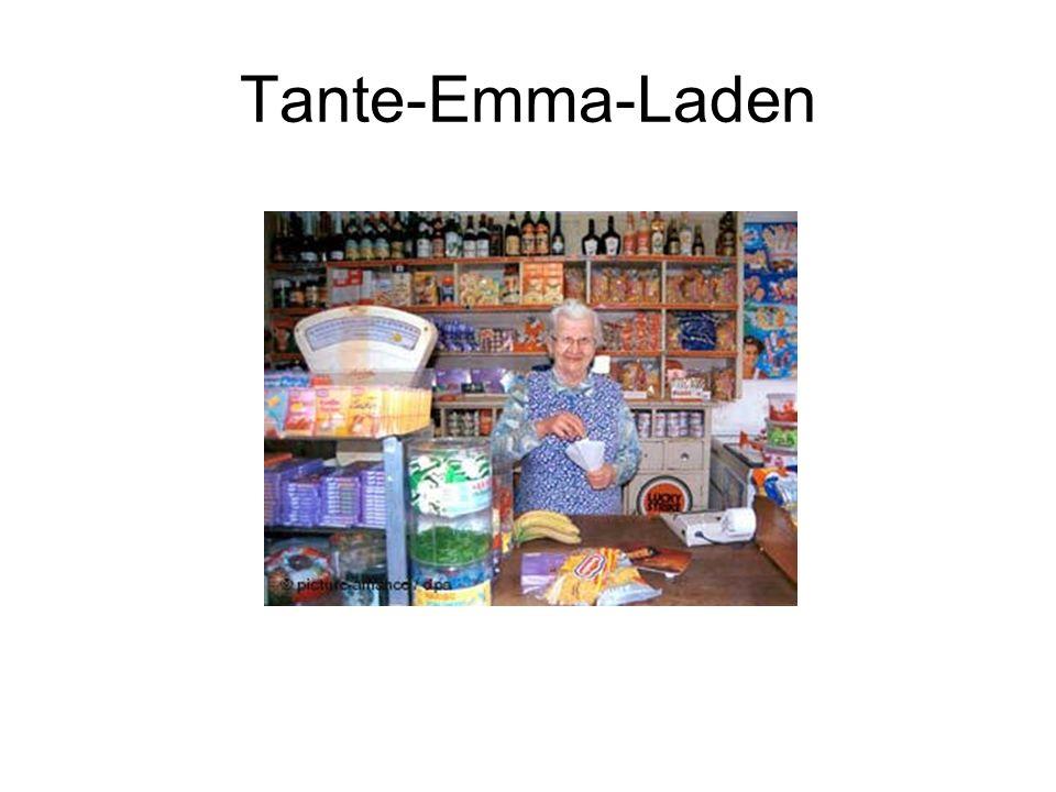 Tante-Emma-Laden