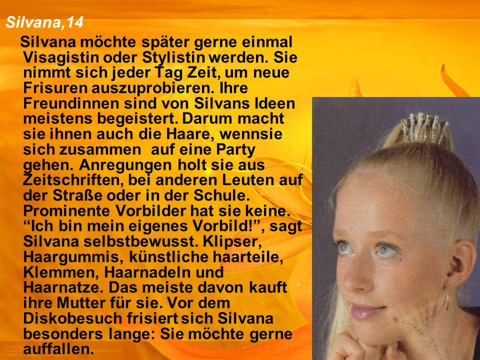 Silvana,14