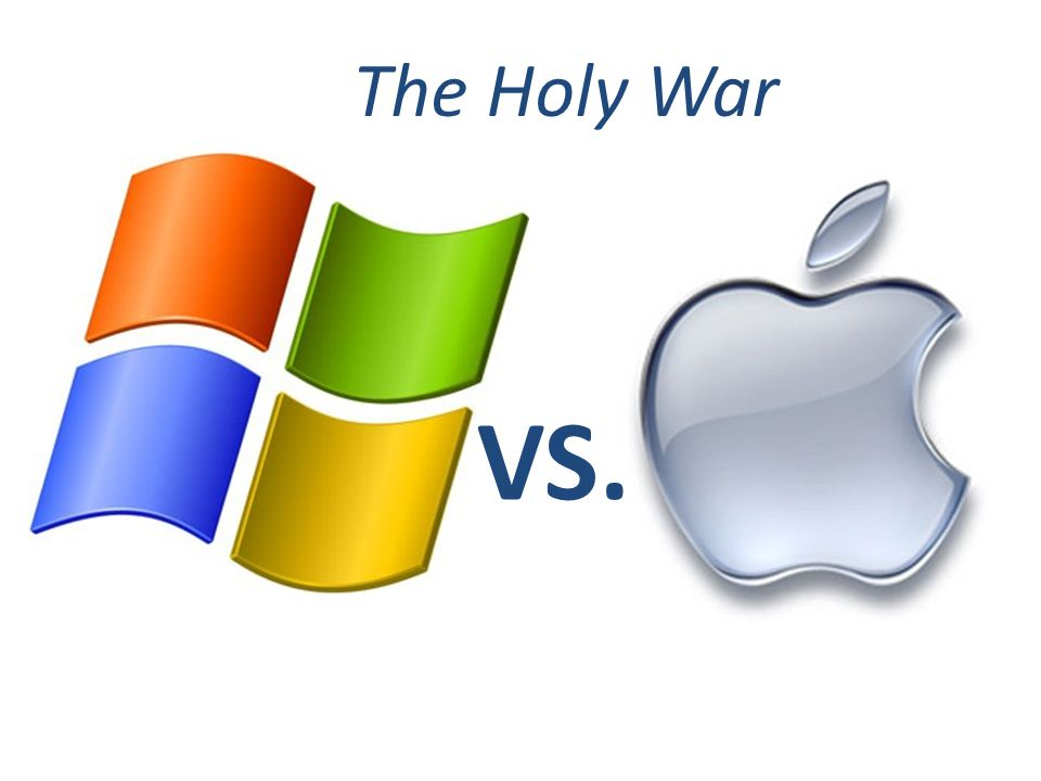 The Holy War VS.
