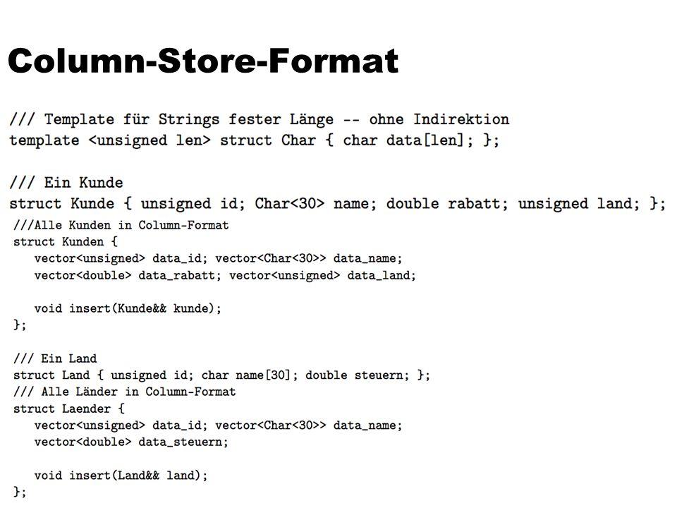 Column-Store-Format