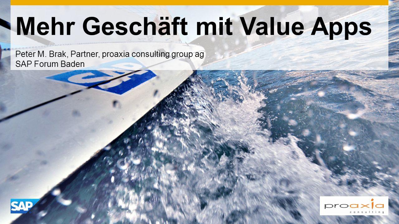 Mehr Geschäft mit Value Apps