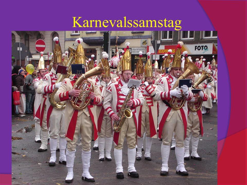 Karnevalssamstag