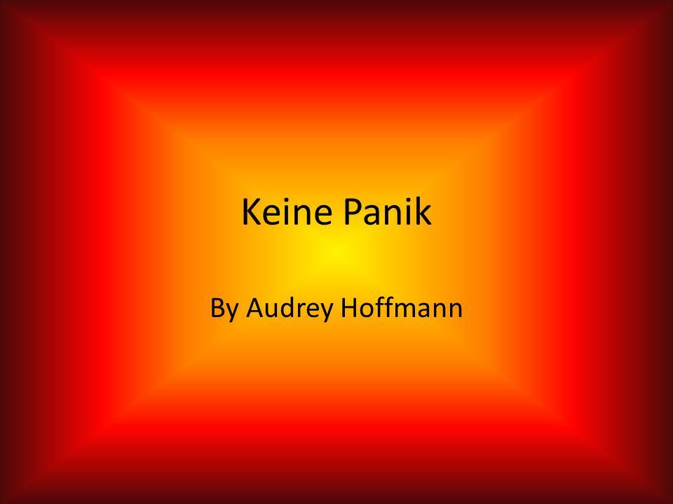 Keine Panik By Audrey Hoffmann