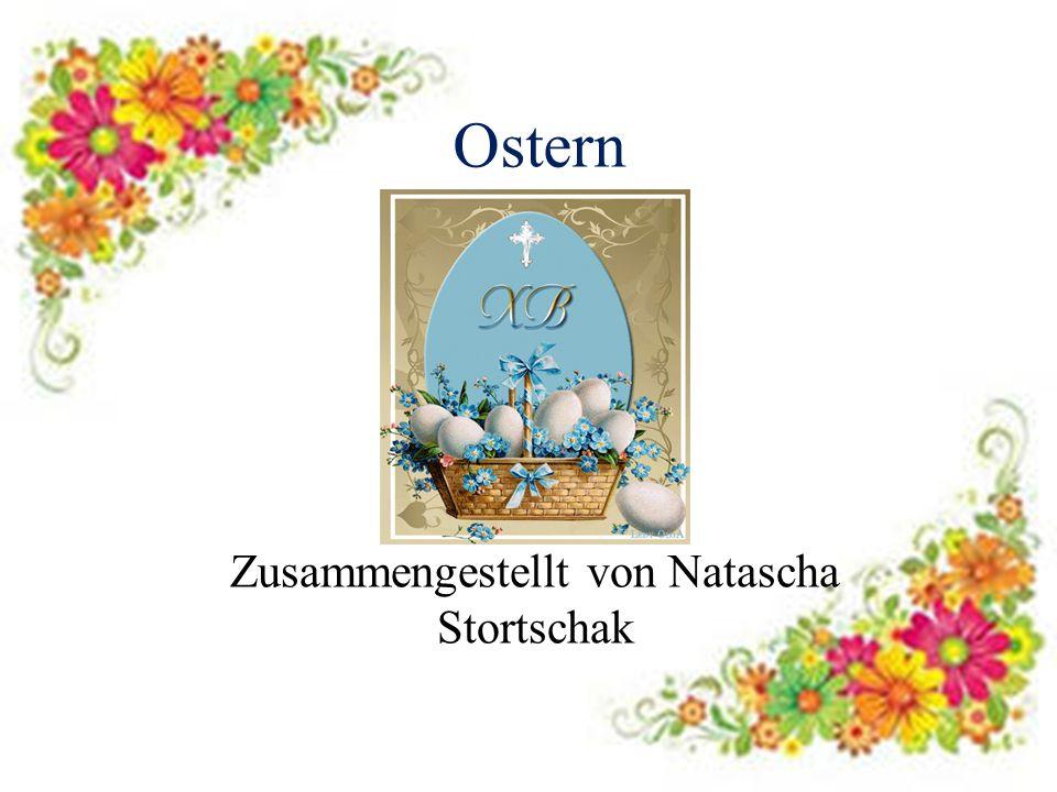 Zusammengestellt von Natascha Stortschak