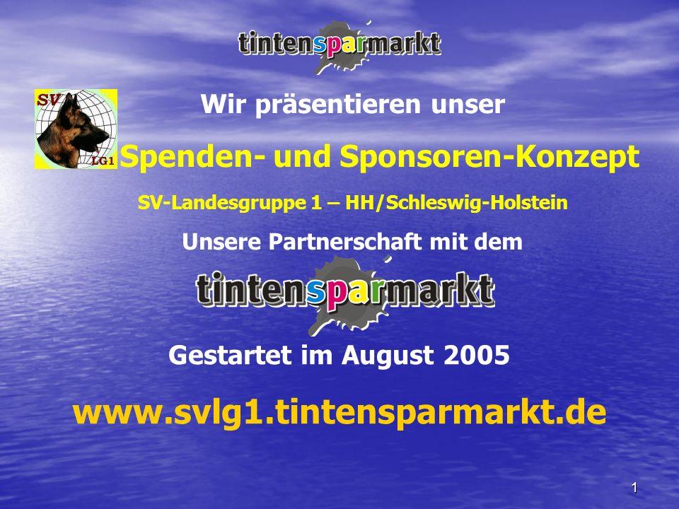 www.svlg1.tintensparmarkt.de Spenden- und Sponsoren-Konzept