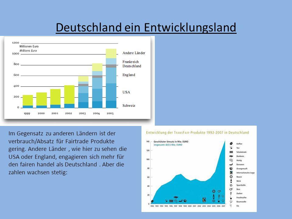Deutschland ein Entwicklungsland