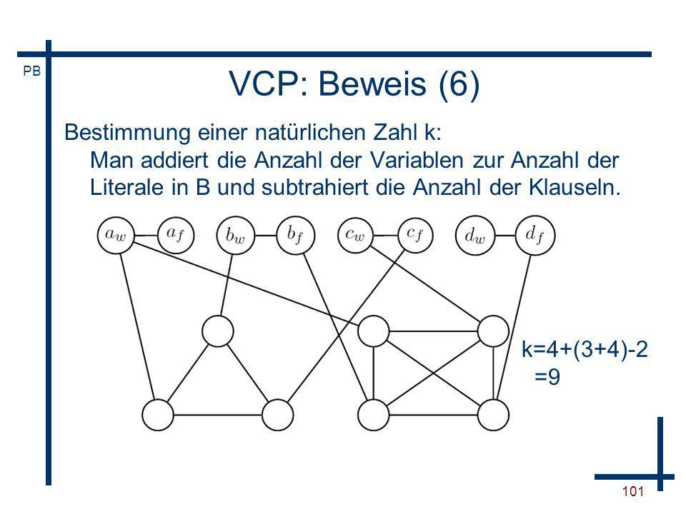 VCP: Beweis (6)