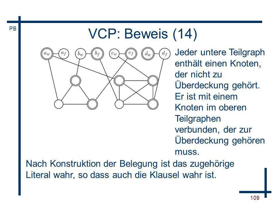 VCP: Beweis (14)