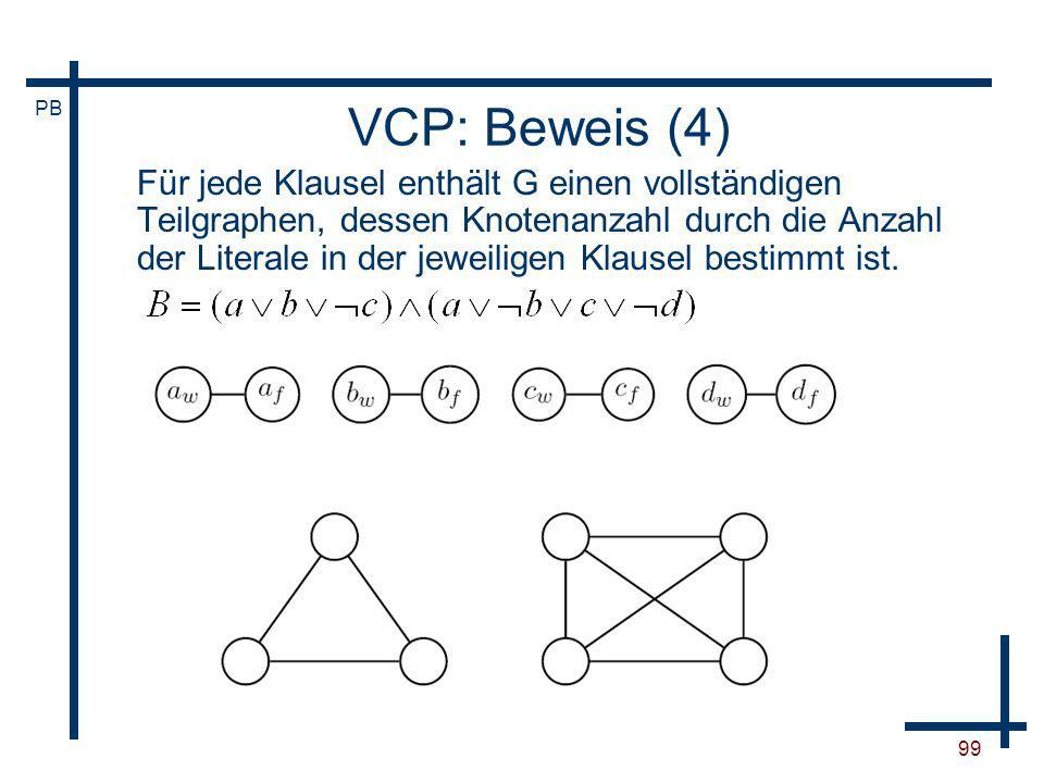 VCP: Beweis (4)