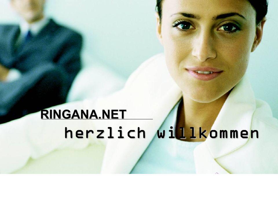 RINGANA.NET herzlich willkommen