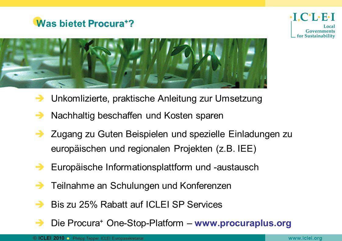 Was bietet Procura+ Unkomlizierte, praktische Anleitung zur Umsetzung