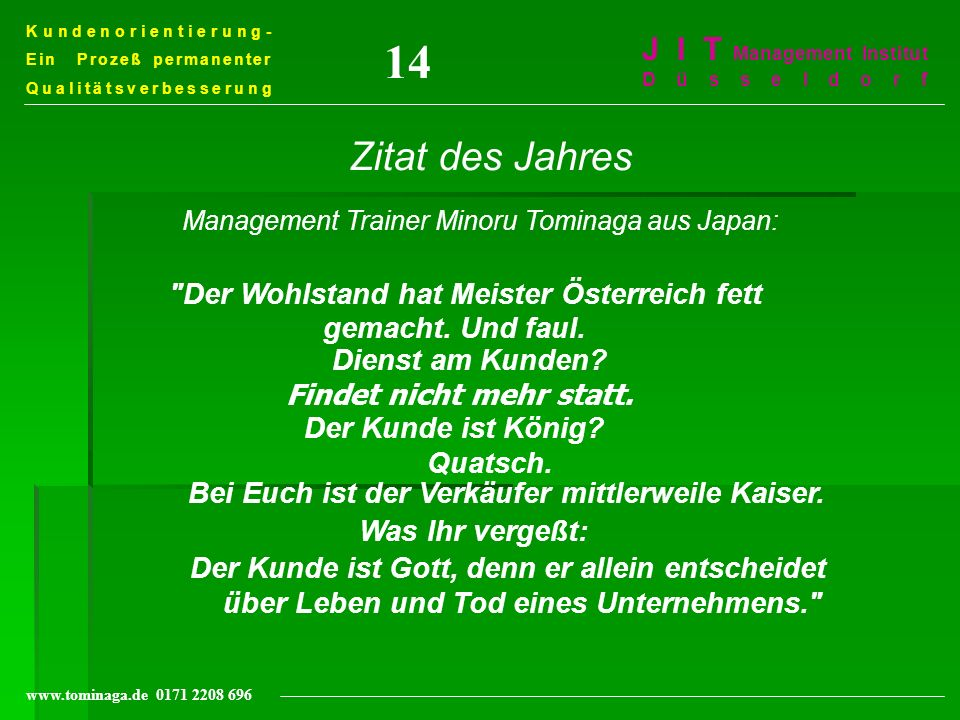 Der Wohlstand hat Meister Österreich fett Findet nicht mehr statt.