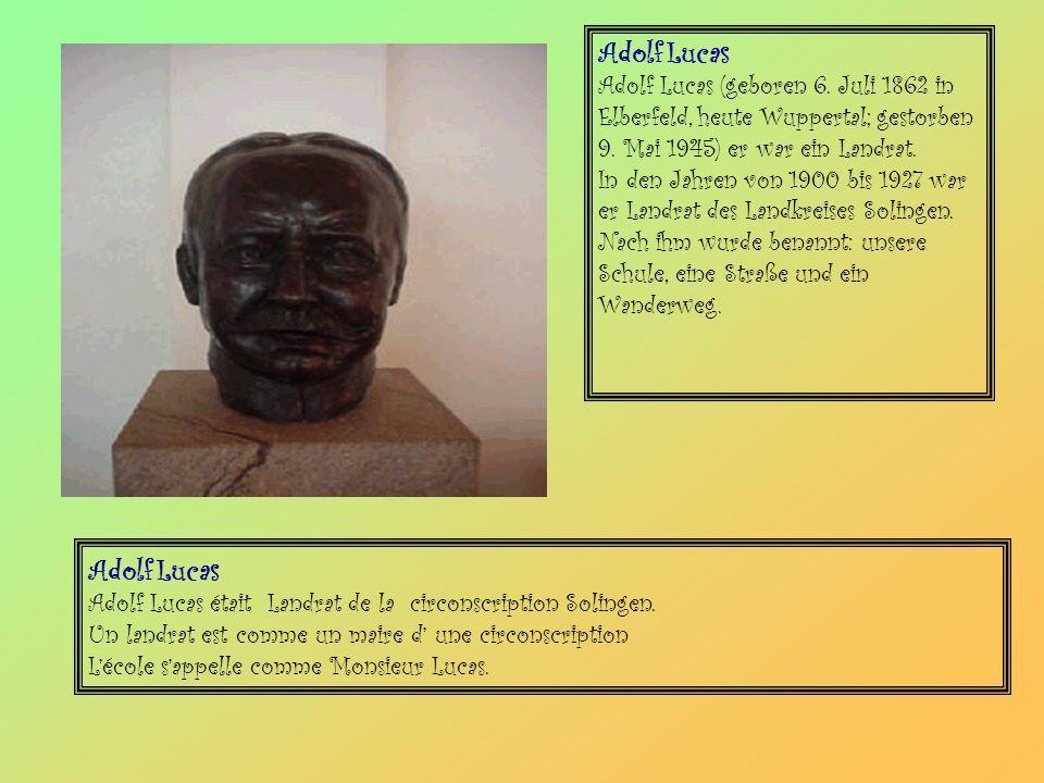Adolf Lucas Adolf Lucas