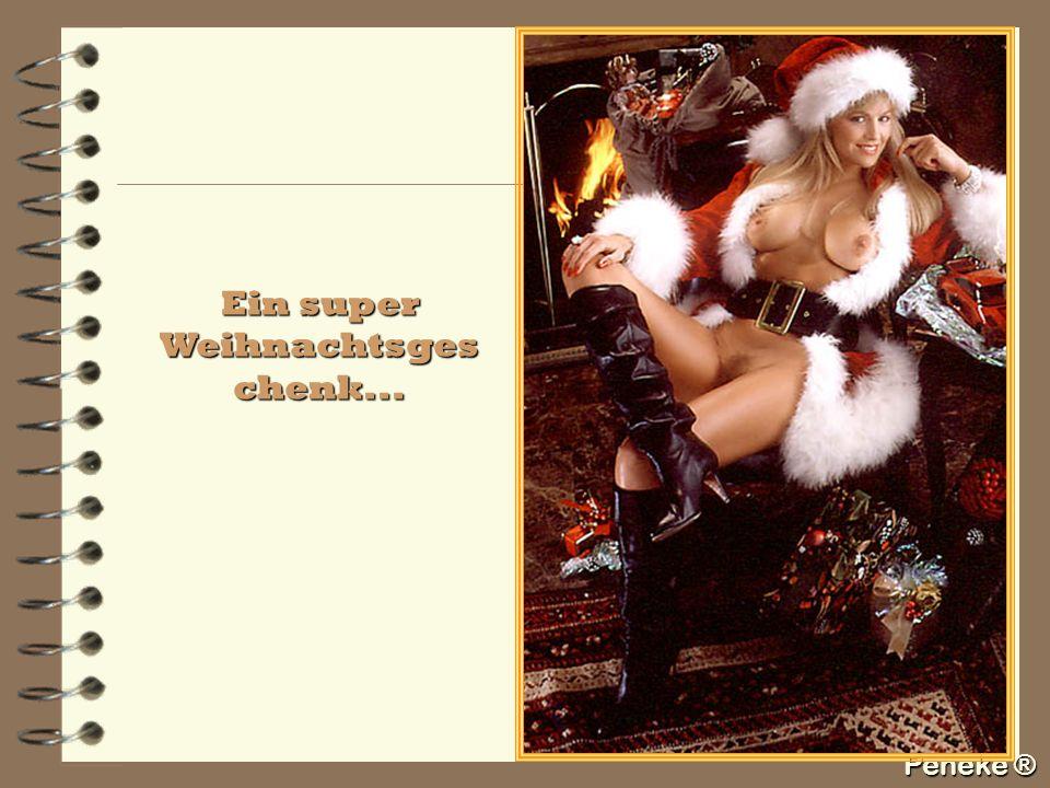 Ein super Weihnachtsgeschenk...